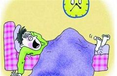 中年女性失眠吃什么?